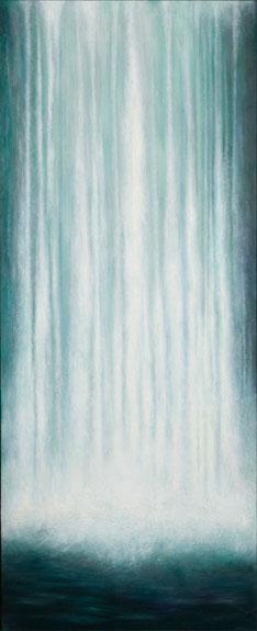 Waterfall #1, 2014